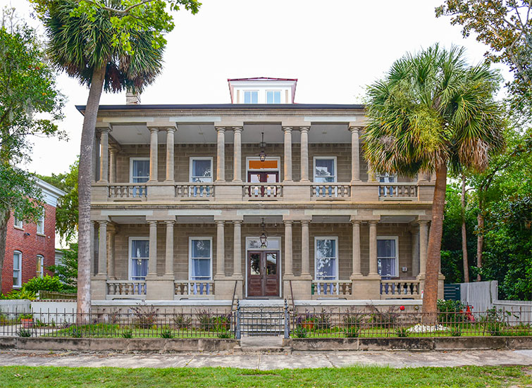 607 Bay Historic South Carolina Lodging